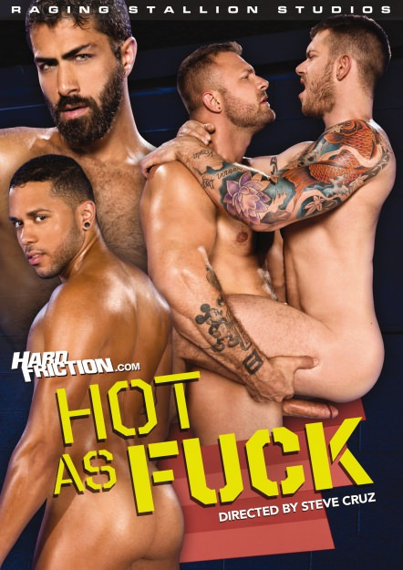 Hot As Fuck Dvd Cover