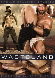 Wasteland DVD Cover