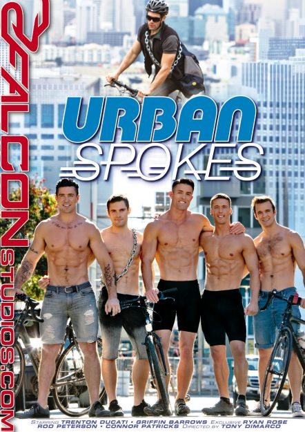 gay muscle porn movie Urban Spokes | hotmusclefucker.com