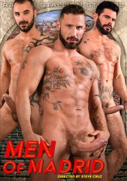 Men of Madrid DVD Cover