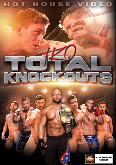 TKO Total Knockouts Dvd Cover