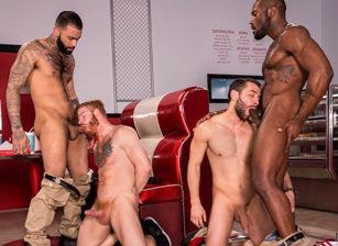 gay muscle porn video Drive Thru - (distribution scene)   hotmusclefucker.com
