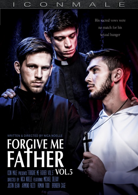 Forgive Me Father 5 Dvd Cover