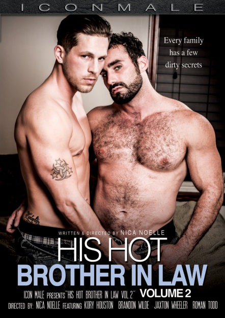 His Hot Brother In Law 2 Dvd Cover