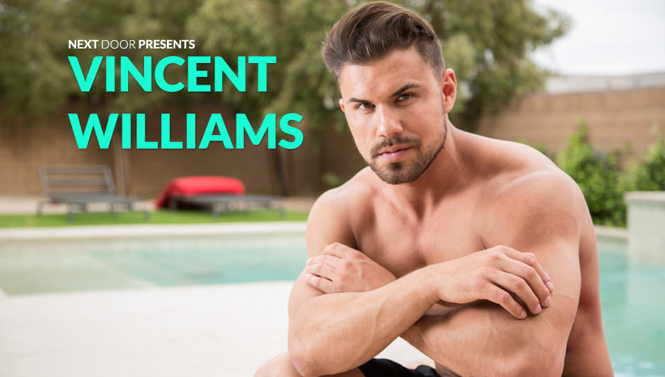 Vincent Williams – Vincent Williams (NextDoorMale.com)