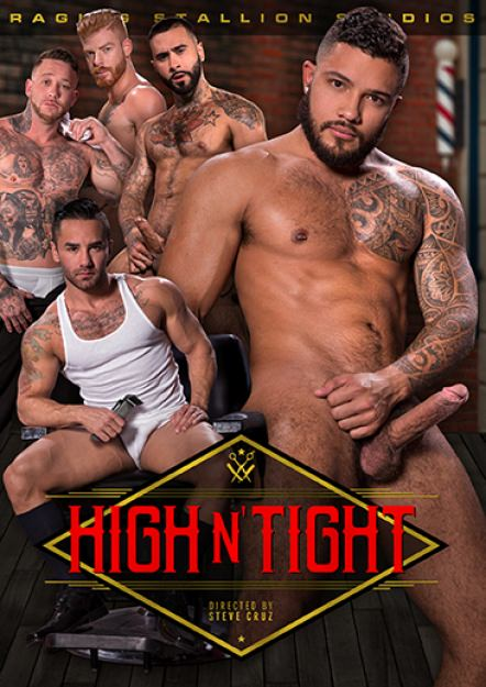 High n' Tight Dvd Cover