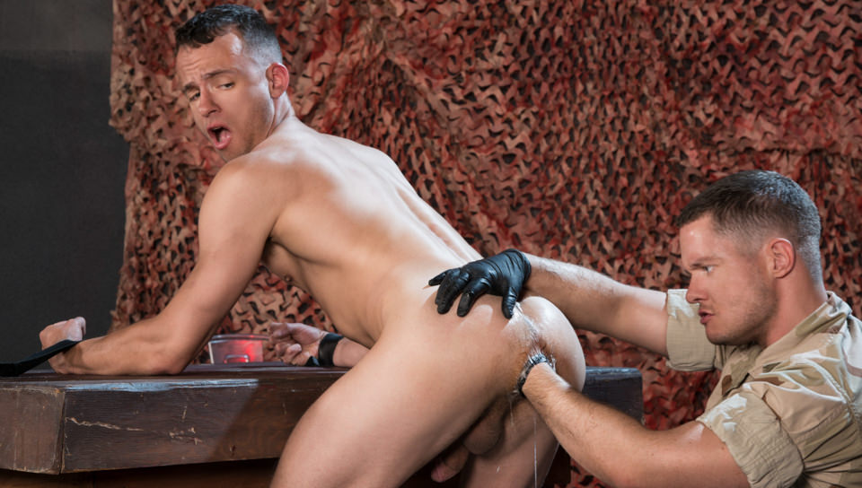 Pieno Pugno Interrogatorio, Scene # 05 – Nate Grimes, Ashley Ryder (clubinfernodungeon)