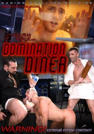 Domination Diner Dvd Cover