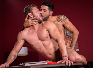 gay muscle porn clip: High N' Tight - Ace Era & Mick Stallone, on hotmusclefucker.com