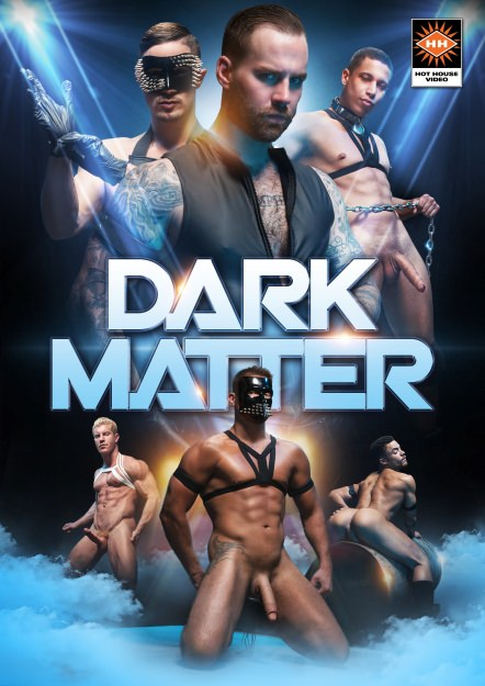 Dark Matter Dvd Cover