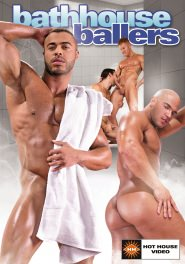 Bathhouse Ballers DVD Cover