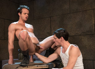 gay muscle porn clip: Arm-ageddon - Nate Grimes & Tony Orlando, on hotmusclefucker.com