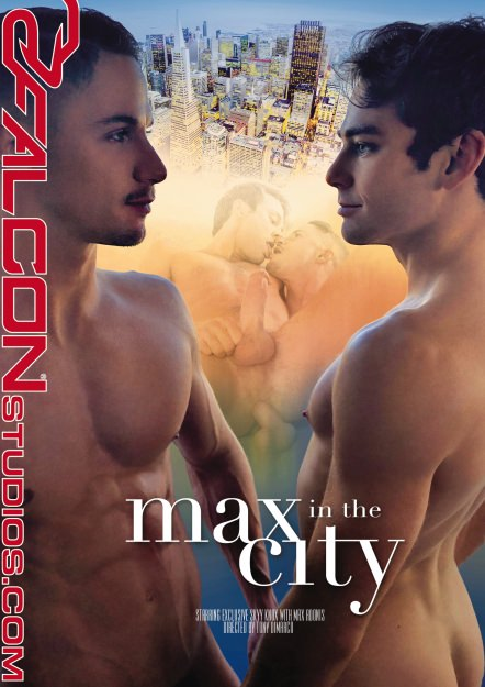 gay muscle porn movie Max In The City | hotmusclefucker.com