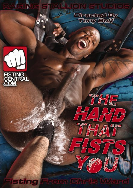 The Hand That Fists You Dvd Cover