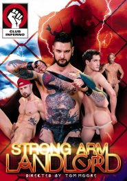 Strong Arm Landlord, muscle porn movie / DVD on hotmusclefucker.com