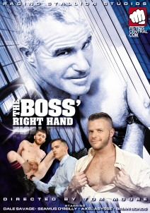 gay muscle porn movie The Boss' Right Hand | hotmusclefucker.com