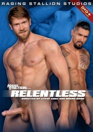 Relentless DVD Cover