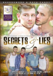 Secrets & Lies DVD Cover