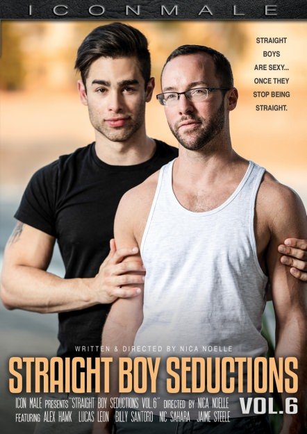 Straight Boy Seductions #06 Dvd Cover