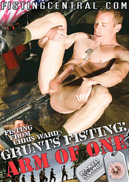 Grunts Fisting-Arm of One Dvd Cover