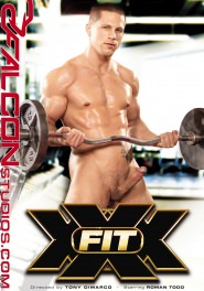 XXX Fit DVD Cover