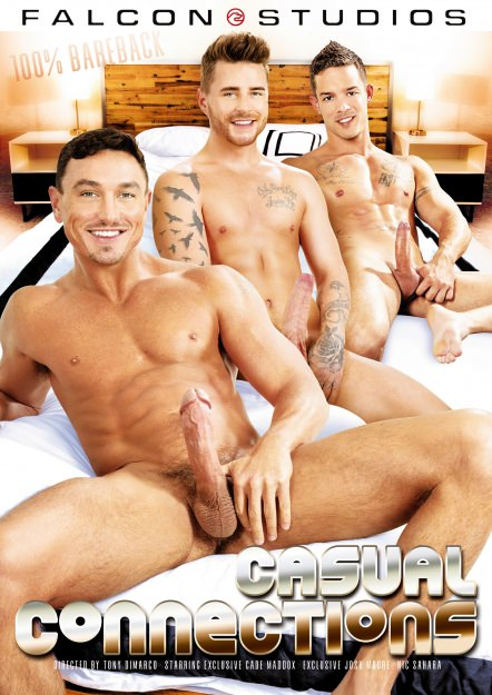 gay muscle porn movie Casual Connections | hotmusclefucker.com
