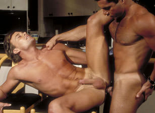 gay muscle porn clip: Friction - Casey Williams & Eric Moreno, on hotmusclefucker.com
