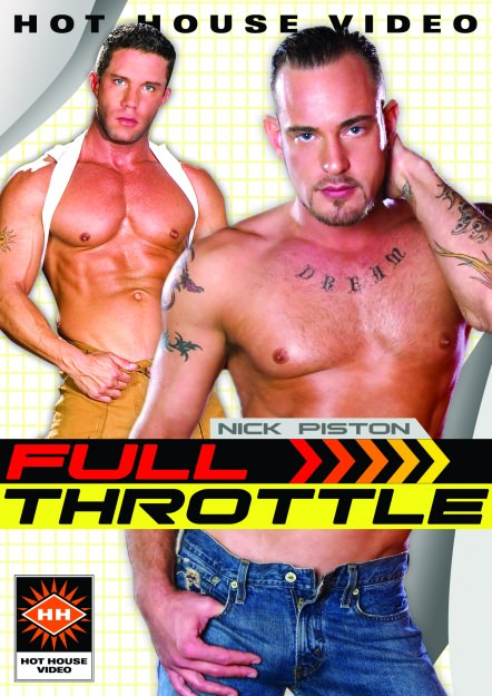 Full Throttle Dvd Cover