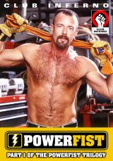 Powerfist Dvd Cover