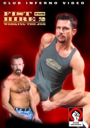 Fist For Hire 2, muscle porn movie / DVD on hotmusclefucker.com