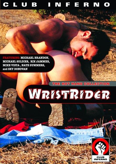 Wristrider Dvd Cover