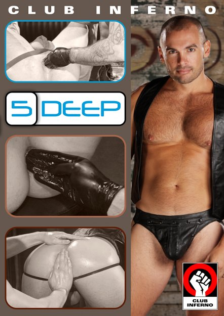 5 Deep Dvd Cover