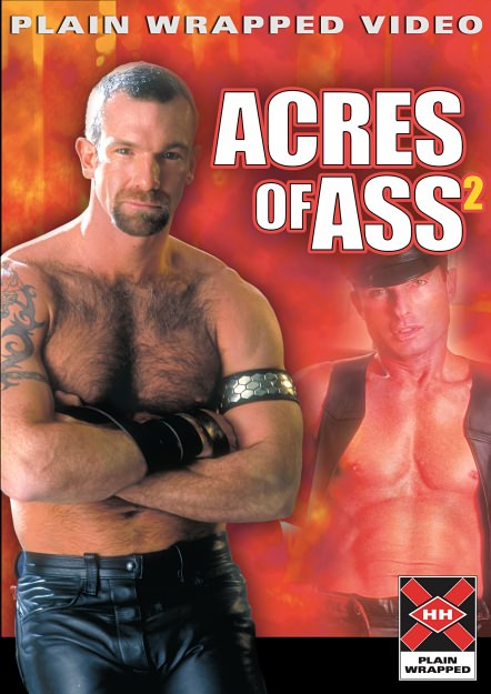 Acres Of Ass 2 Dvd Cover