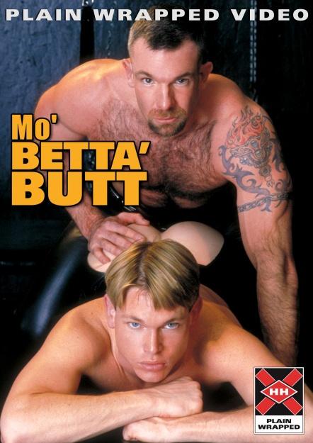 Mo' Betta' Butt Dvd Cover