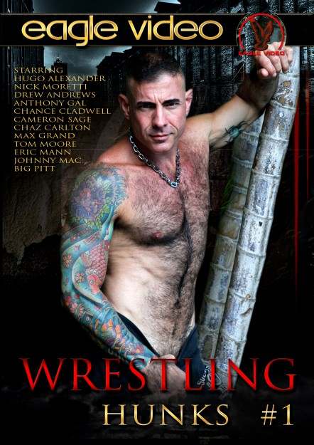 Wrestling Hunks, muscle porn movies / DVD on hotmusclefucker.com
