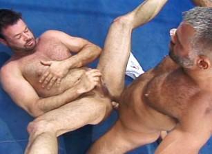 Wrestling Hunks #03, Scene #04