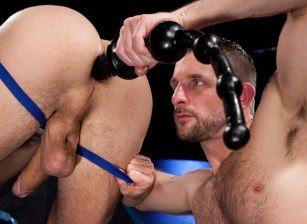 gay muscle porn clip: Fist Freaks - Jake Perry & Morgan Black, on hotmusclefucker.com