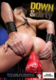 Down and Dirty, muscle porn movies / DVD on hotmusclefucker.com