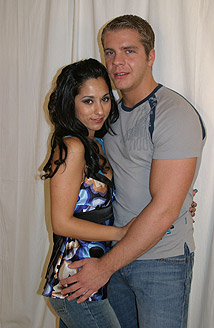 Reena Sky & Steven  Picture