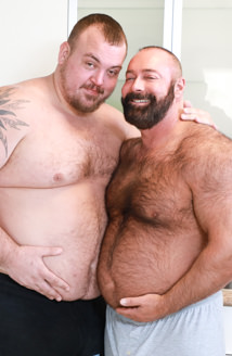 Two Tops & Two Big Bellies Picture