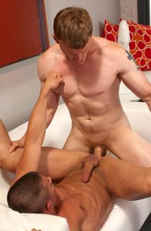 Kyle King & Brandon Bangs Picture
