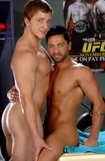 Marcus Mojo And Dominic Pacifico Picture