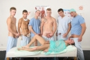 Sex Clinic Gangbanger picture 17