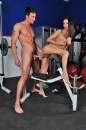 Trystan Bull & Amy Lee in �Sexy Flex� picture 1