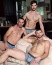 Dean Monroe, Joe Parker And CJ Parker - The 3 Way Kiss picture 10