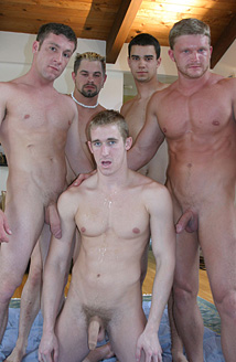 Mason Trevor, Marcus, Billy & Chad Picture