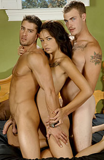 Cody, Coco Velvett & Christian Wilde Picture