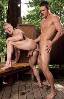 Naughty Pines 2:  Ryan Rose & Johnny V Picture