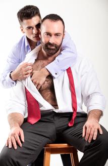 Armond Rizzo & Brad Kalvo Picture