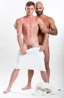 Adam Russo & Brent Corrigan Picture